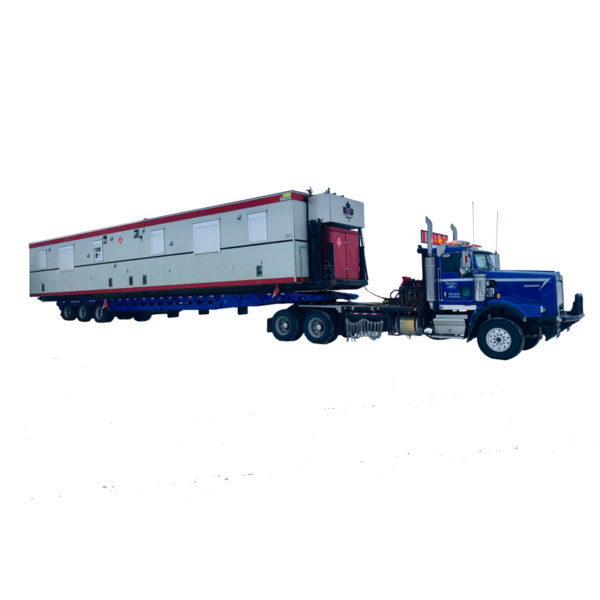 truck and trailer 800